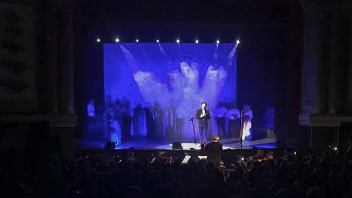 Iluminacion teatro alicante